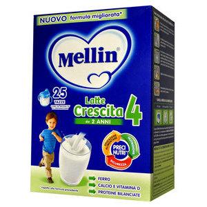 MELLIN LATTE CRESCITA 4 700gr
