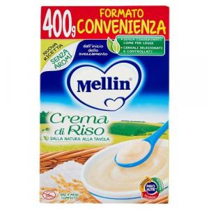 MELLIN CREMA RISO 400GR