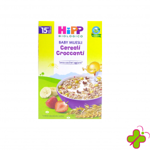 Hipp Baby Muesli -Cereali Croccanti