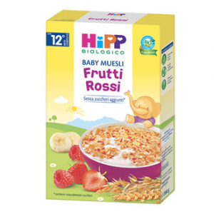 Hipp Baby Muesli - Frutti Rossi