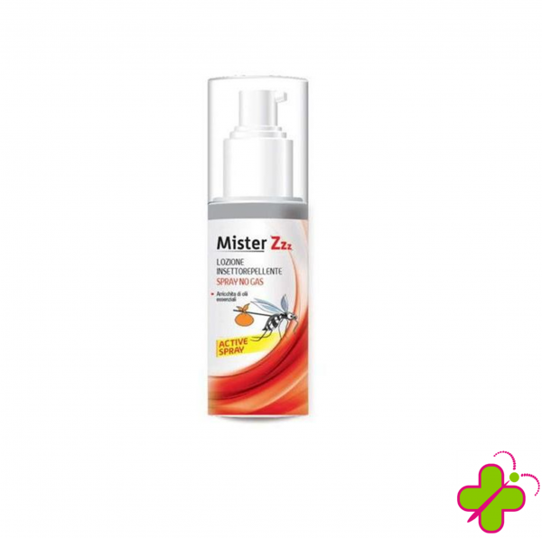 MISTER ZZZ ACTIVE SPRAY 100ml