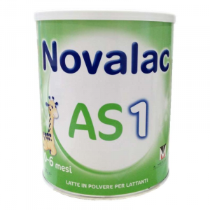 NOVALAC AS 1 LATTE IN POLVERE 800GRAMMI