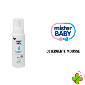 Mister BABY DETERGENTE MOUSSE 200ml