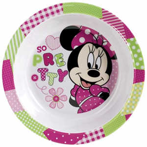 DISNEY PIATTO FONDO MINNIE