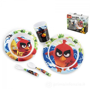 SET PAPPA ANGRY BIRDS