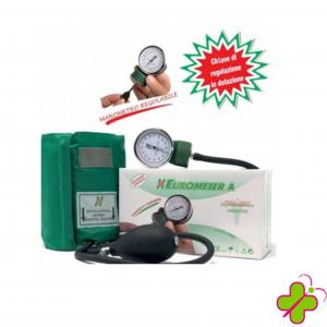 Misuratore di pressione arteriosa di tipo palmare