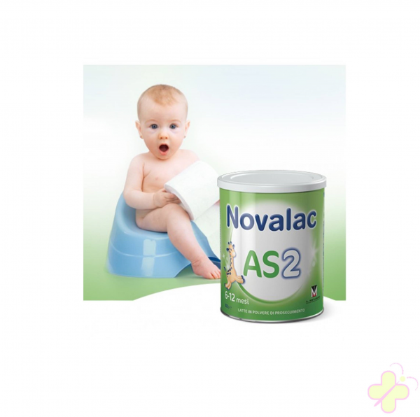 NOVALAC AS 2 LATTE IN POLVERE 800G