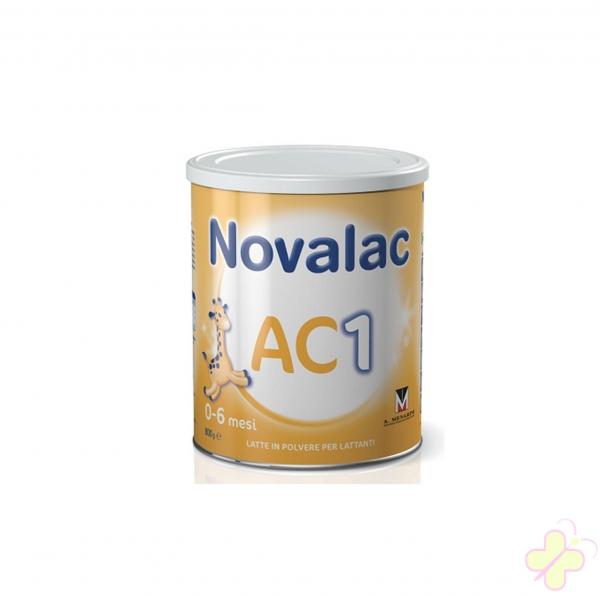 NOVALAC AC1 LATTE IN POLVERE 800GR
