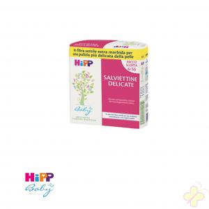 Hipp salviettine delicate multipack 4x56 pz