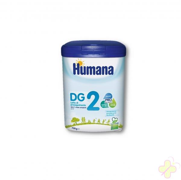 HUMANA DG2 POLVERE 700G