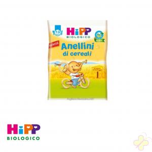 HIPP ANELLI CEREALI AL SAPORE DI FORMAGGIO