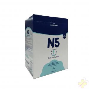 STERILFARMA N5+1, LATTE IN POLVERE nuovo packaging
